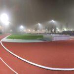 nieuwe atletiekbaan